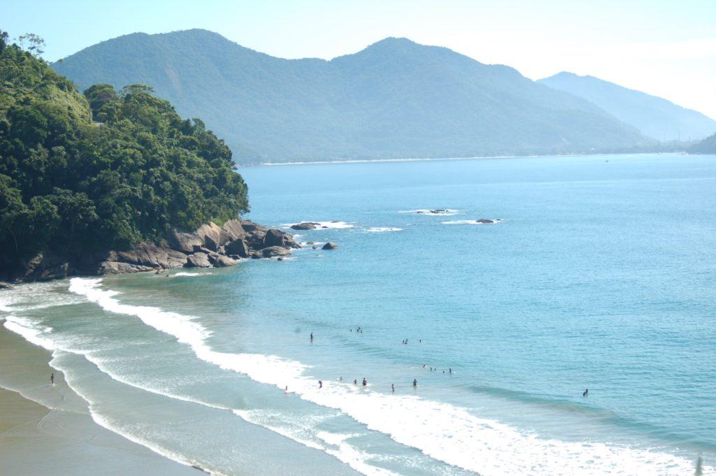 Praias de Ubatuba - Praia Brava