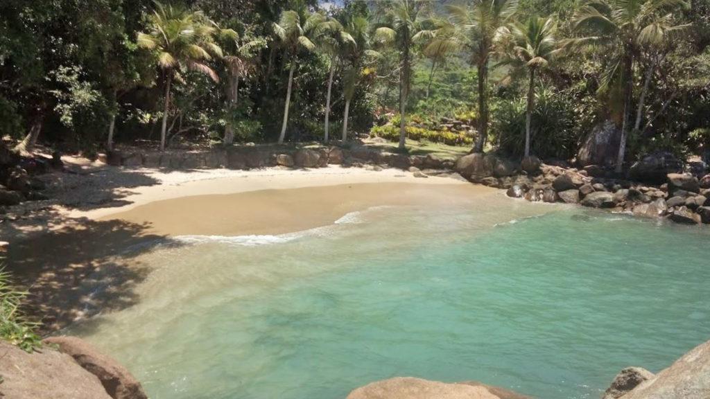 Praias de Ubatuba - praia do português