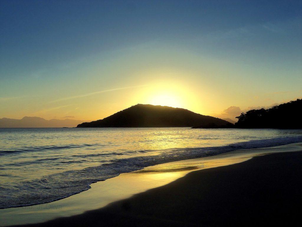 Praias de Ubatuba - Praia do Itaguá