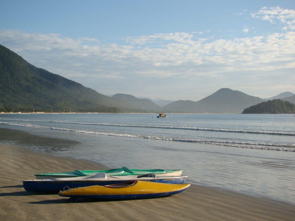 Praias de Ubatuba - Praia de Maranduba