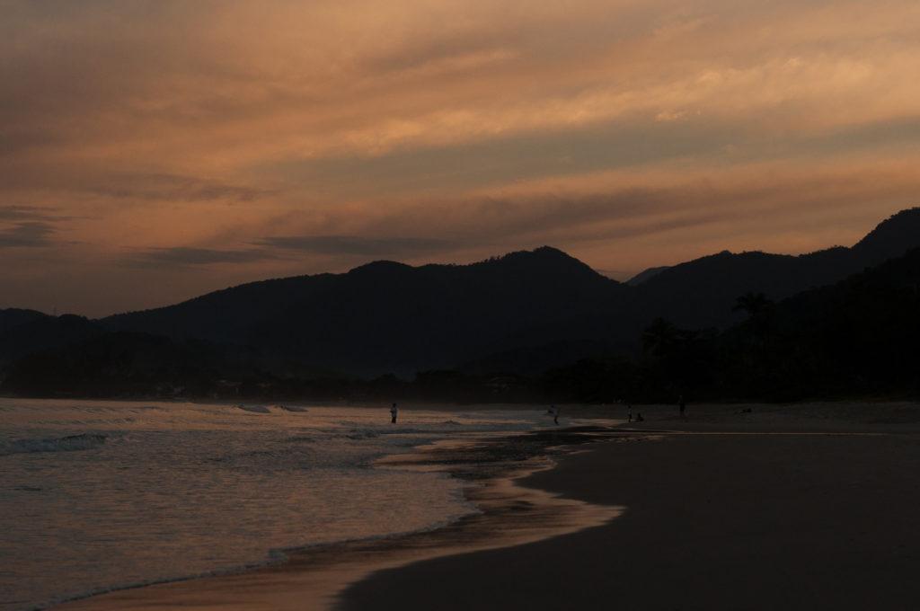 Praias de Ubatuba - Praia da Lagoinha