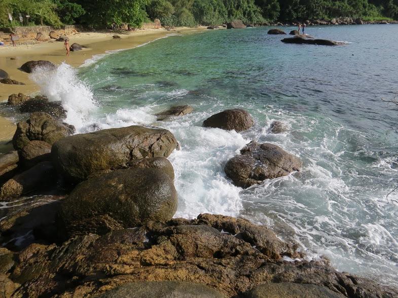 Praias de Ubatuba - Ilha das Couves
