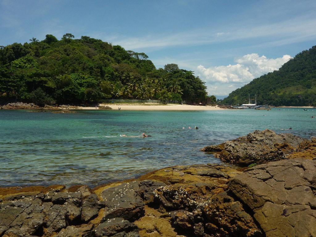 Melhores praias de Angra dos Reis - Ilha Cataguás