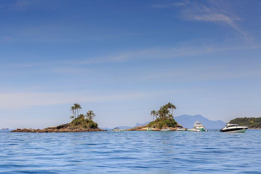 Melhores praias de Angra dos Reis - Ilha Botinas
