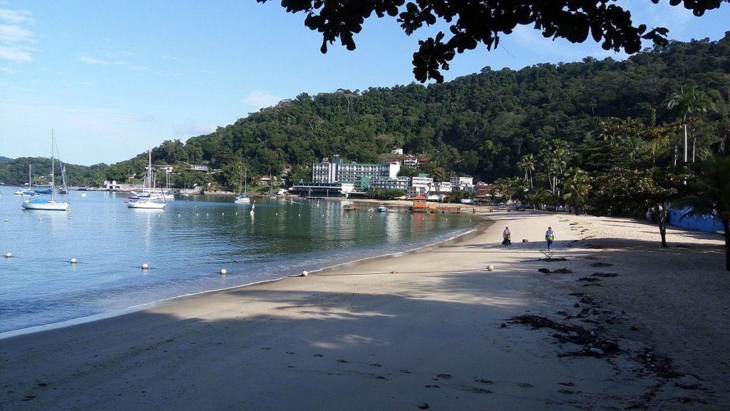Melhores praias de Angra dos Reis - Praia Grande