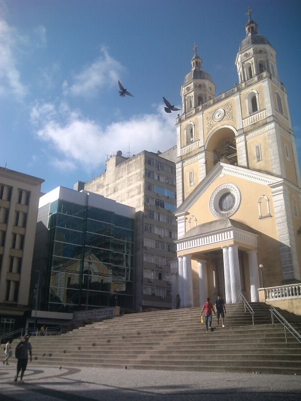 Praias de Floripa - Catedral