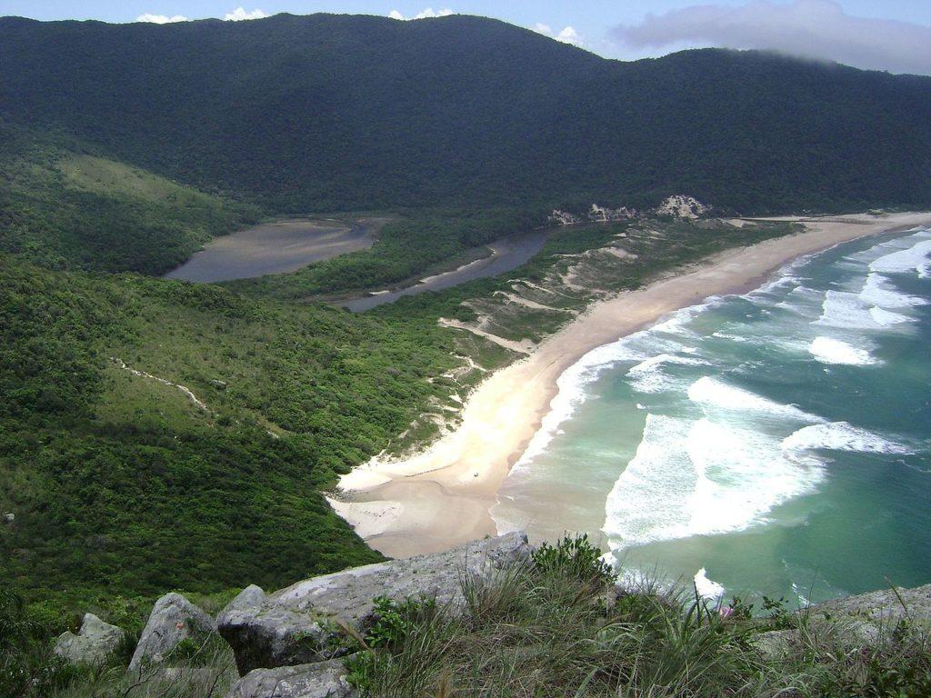 Melhores praias de Floripa - Lagoinha do Leste