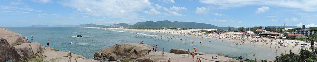Melhores praias de Floripa - praia da Joaquina