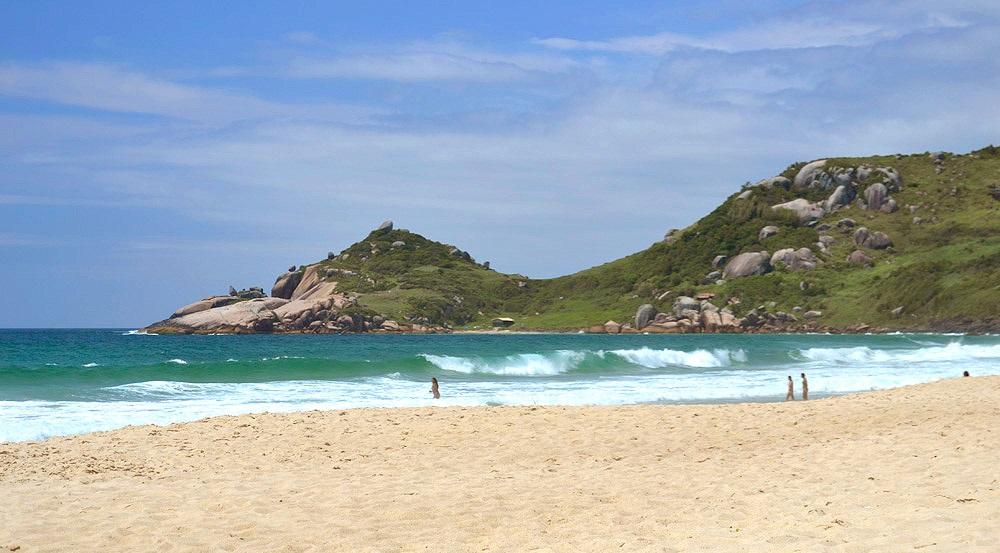 Praia Mole - Melhores praias de Floripa