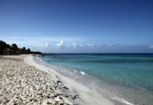 Onde fica Aruba