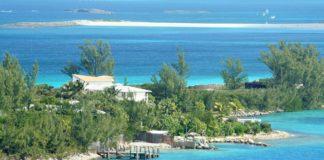 Onde fica Bahamas
