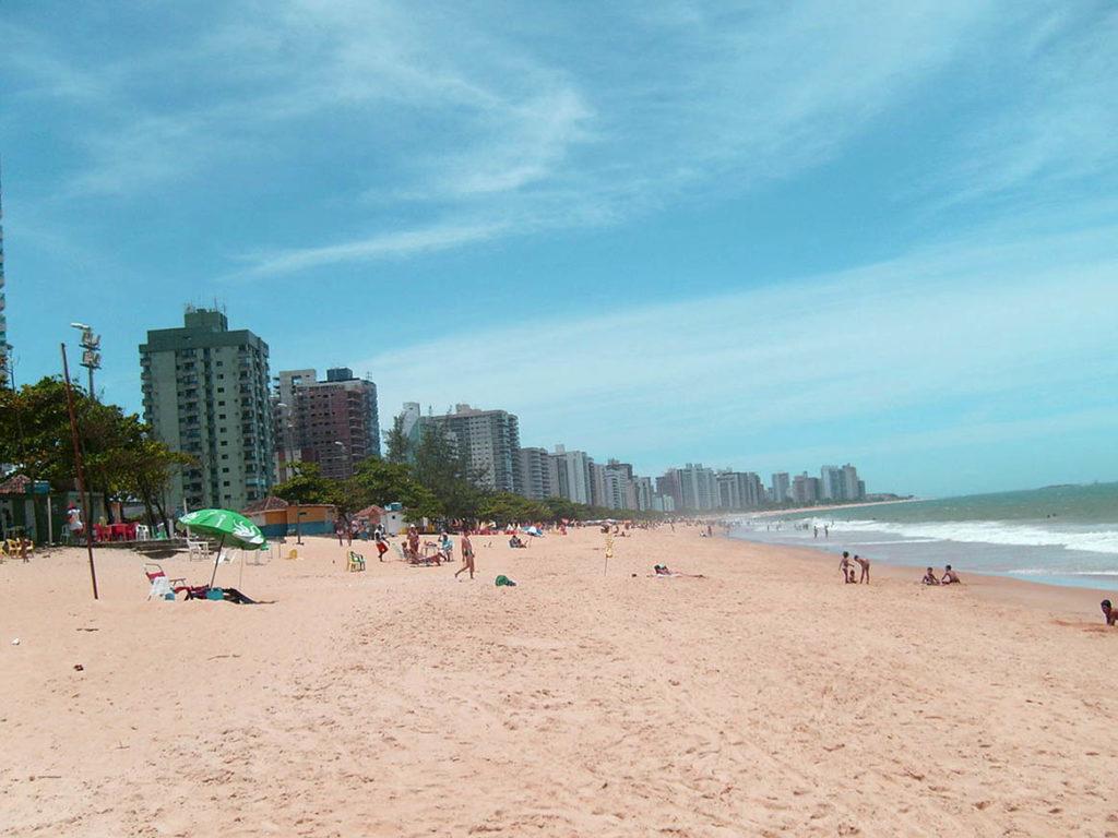 Praias de Vila Velha ES