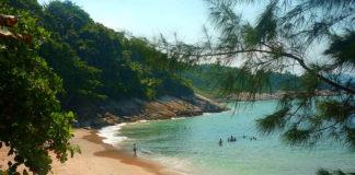 Praia do Eden Guaruja - por enioprado