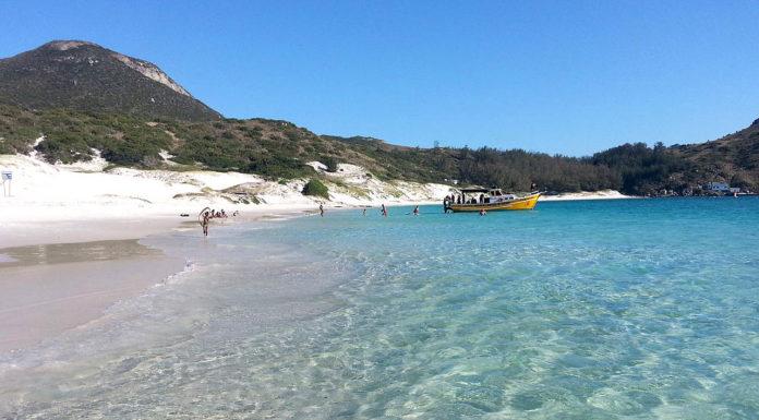 Praia do Farol - Arraial do cabo por Marcelo Ferreira Coelho