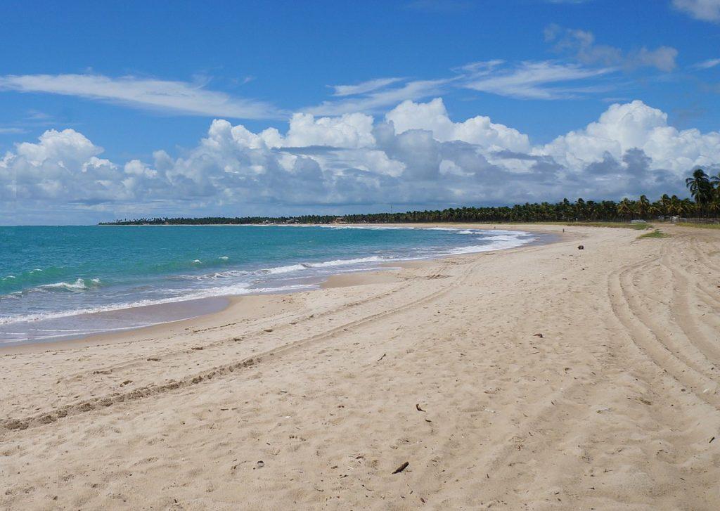 Praias de Ipojuca Pernambuco - Praia de Maracaípe por Leandro Neumann Ciuffo