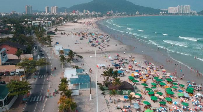 Praias de Guarujá - Melhores praias