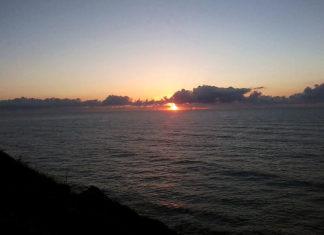 praia do Sonho - Itanhaem por Gilberto Braga de Oliveira