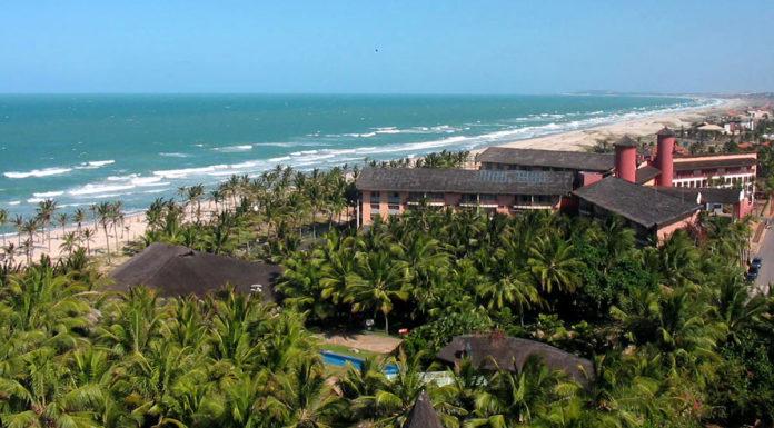 Praias de Aquiraz Ceará