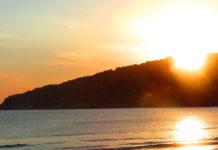 Praia Guaiuba Guarujá