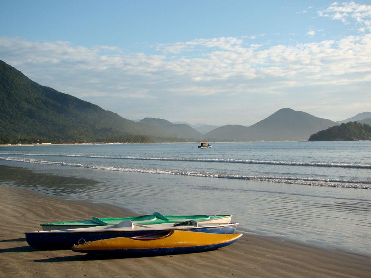 Praia Maranduba Ubatuba
