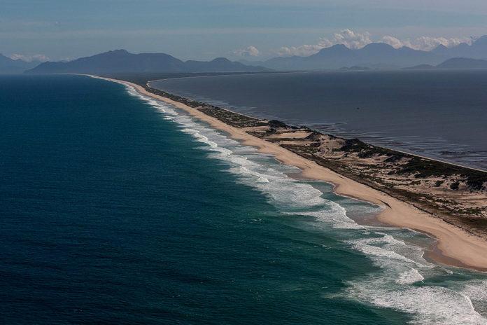 Praia de Marambaia Rio de Janeiro RJ