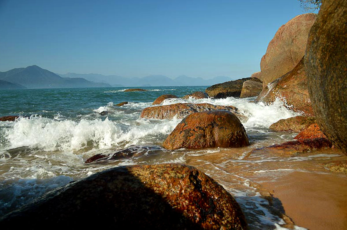Praia do Cedro Ubatuba