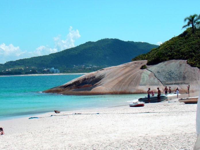 Praia Campeche
