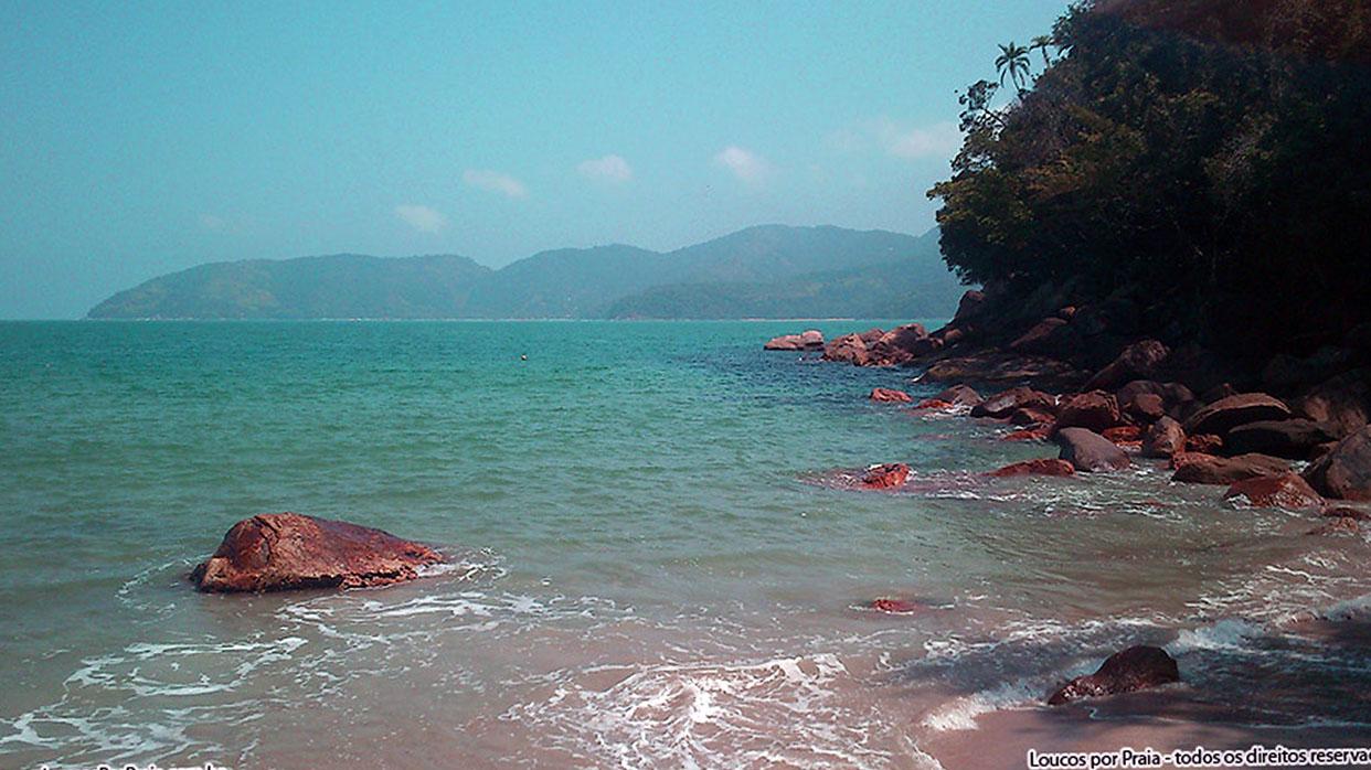 Praia Domingas Dias - Ubatuba