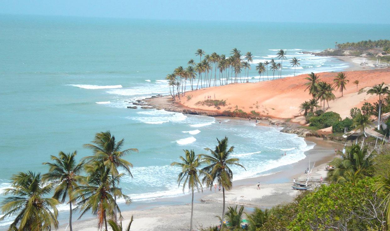 Praia da Lagoinha - Paraipaba