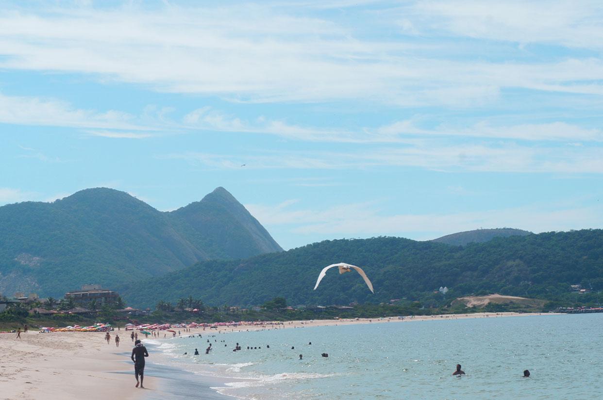 Praia de Camboinhas Niterói