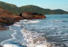 Praia do Santiago - São Sebastião