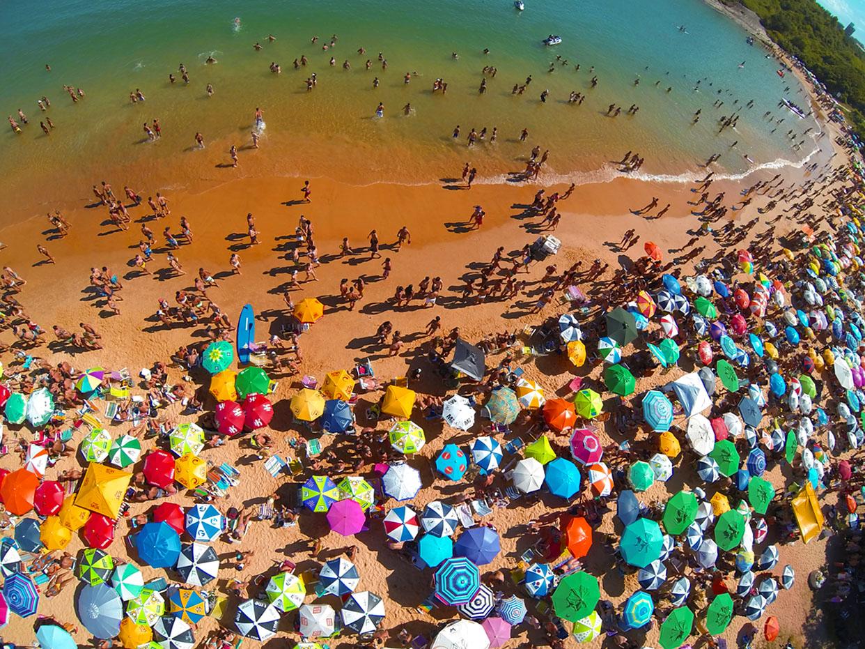 Praias de Guarapari - Espírito Santo ES