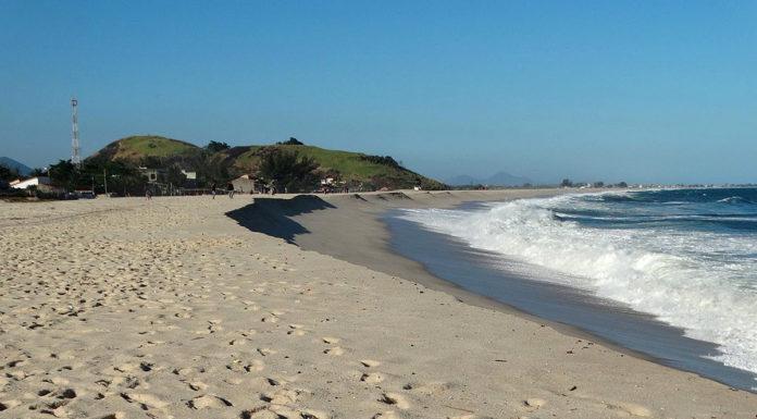 Maricá - Praia de Itaipuaçu