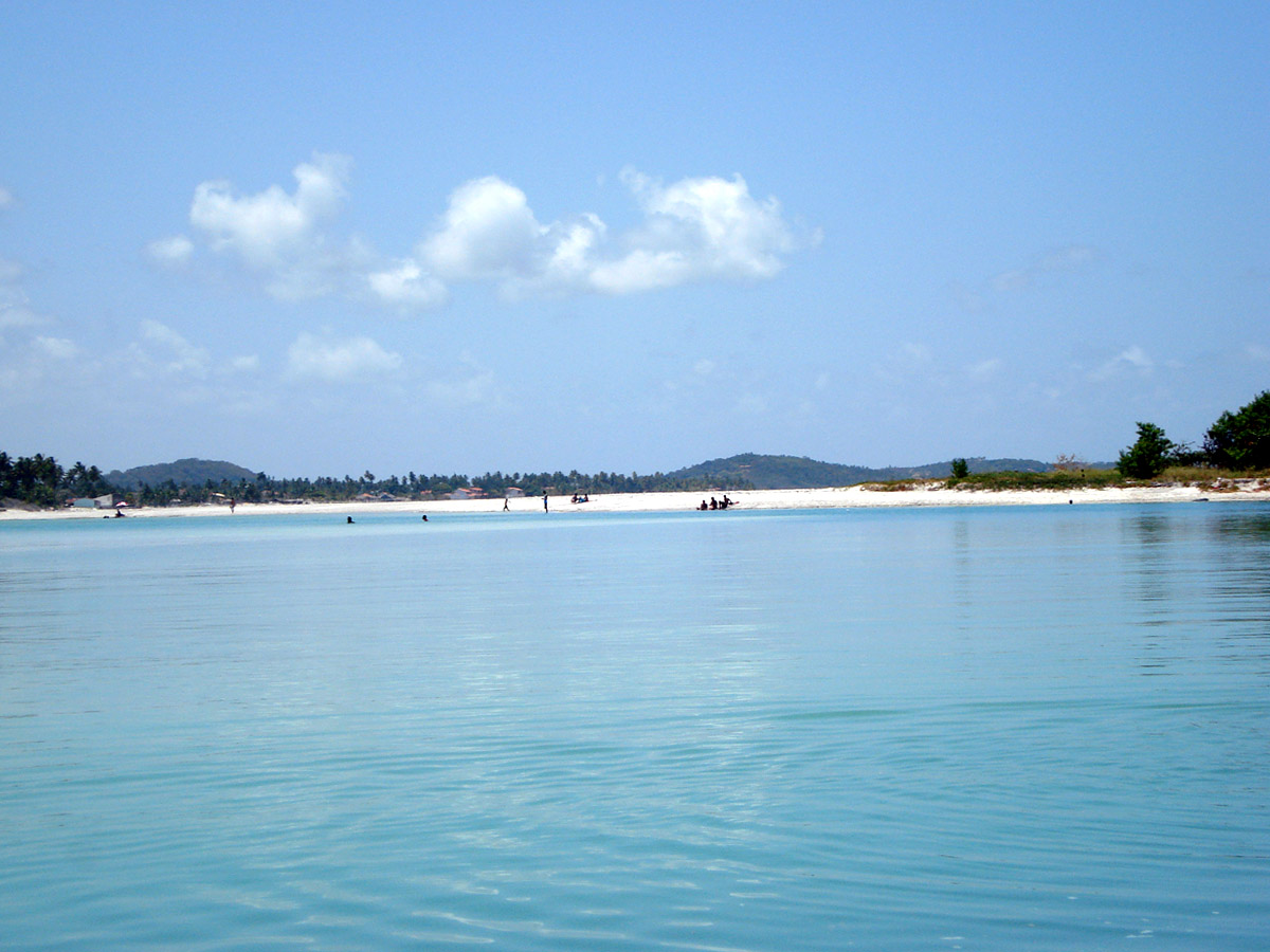 Praias da Ilha de Itamaracá