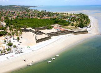 Praias da Ilha de Itamaracá - Praia de Fort Orange