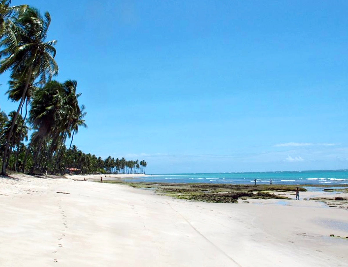 Praias de Tamandaré