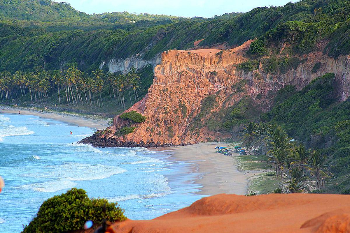praias para lua de mel no Brasil - Pipa – Rio Grande do Norte - Lu Brito