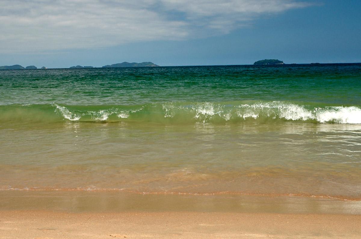 Praia do Félix - Ubatuba